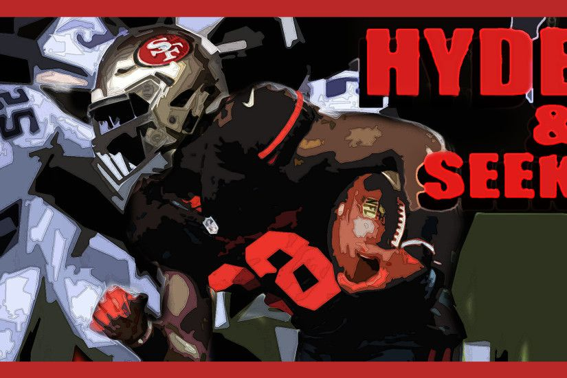 Made a Carlos Hyde desktop Wallpaper for everyone ...