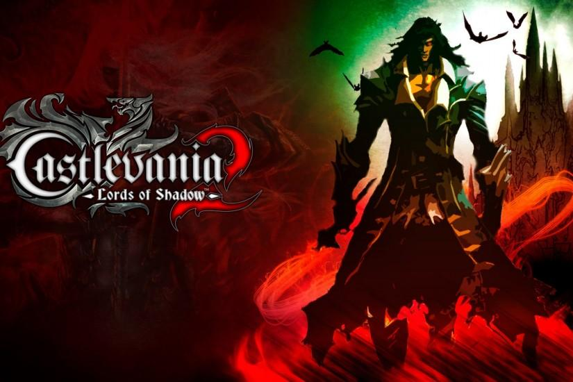 Castlevania: Lords of Shadow 2 [7] wallpaper
