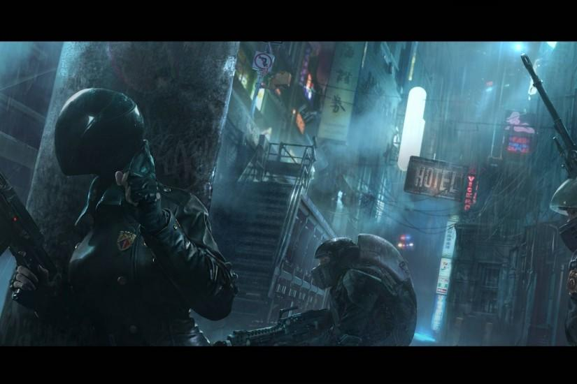 cyberpunk wallpaper 1920x1080 for iphone 5