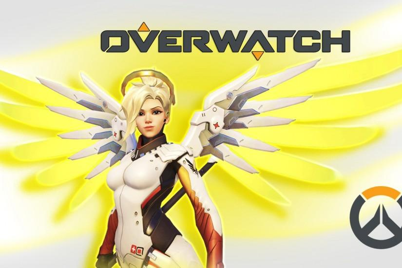 most popular mercy overwatch wallpaper 1920x1080