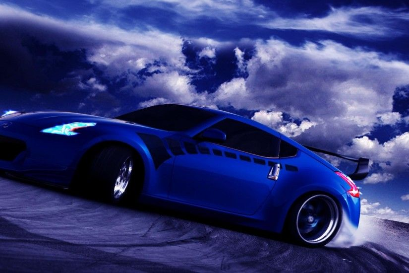 Related Wallpapers from Amazing Matte Black Wallpaper. Blue Car Wallpaper