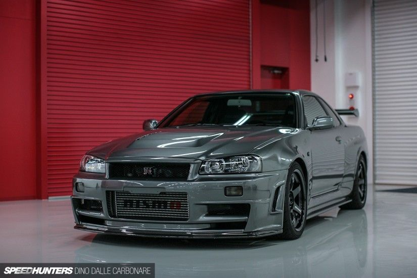 Nissan Skyline GT R R34, Nissan GTR R34, Nissan Skyline GT R R34 Nismo,  Nissan, Skyline R34, Car, Speed Hunters Wallpapers HD / Desktop and Mobile  ...