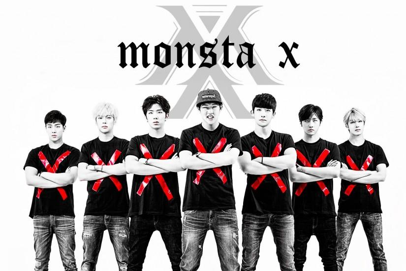 Monsta X Kpop Background.