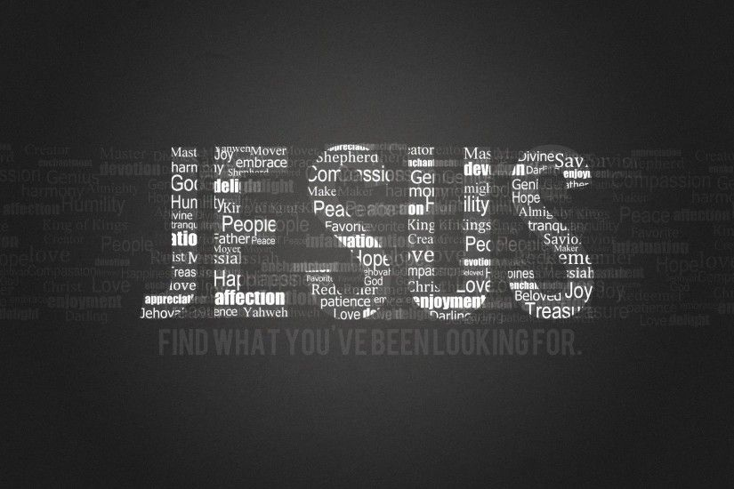 Wallpaper table Yeshua ...
