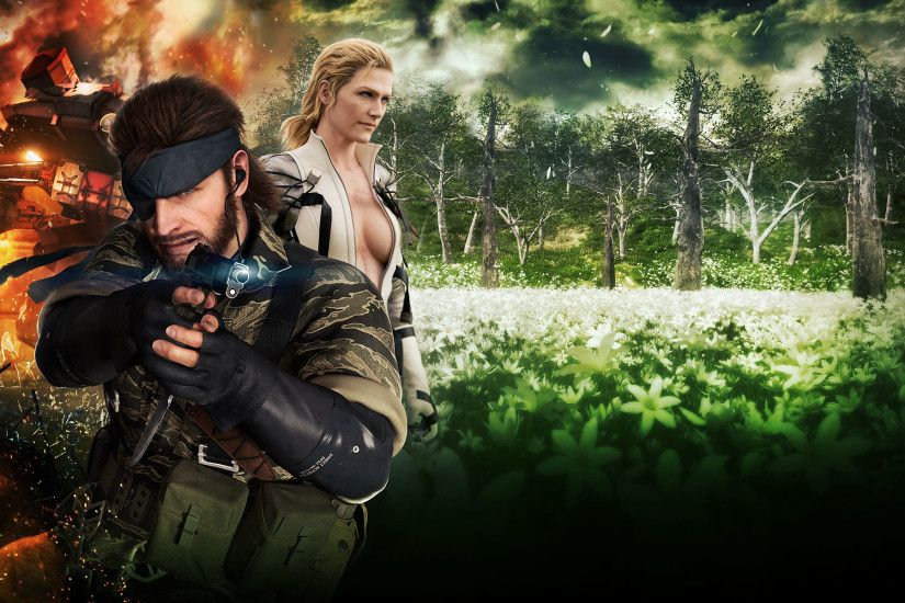 MGS 3 Pachinko Machine Wallpaper ...
