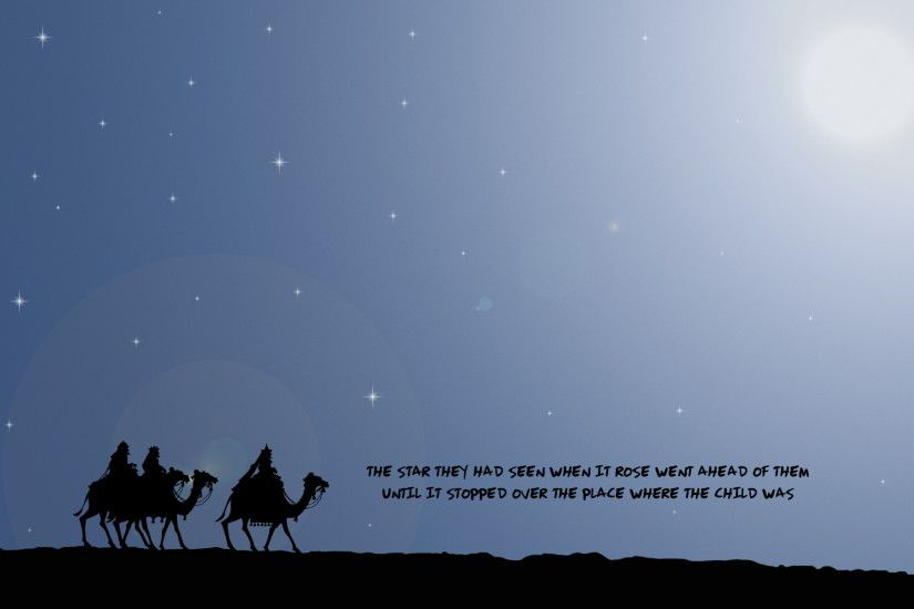 Religious Christmas Desktop Backgrounds Wallpapers
