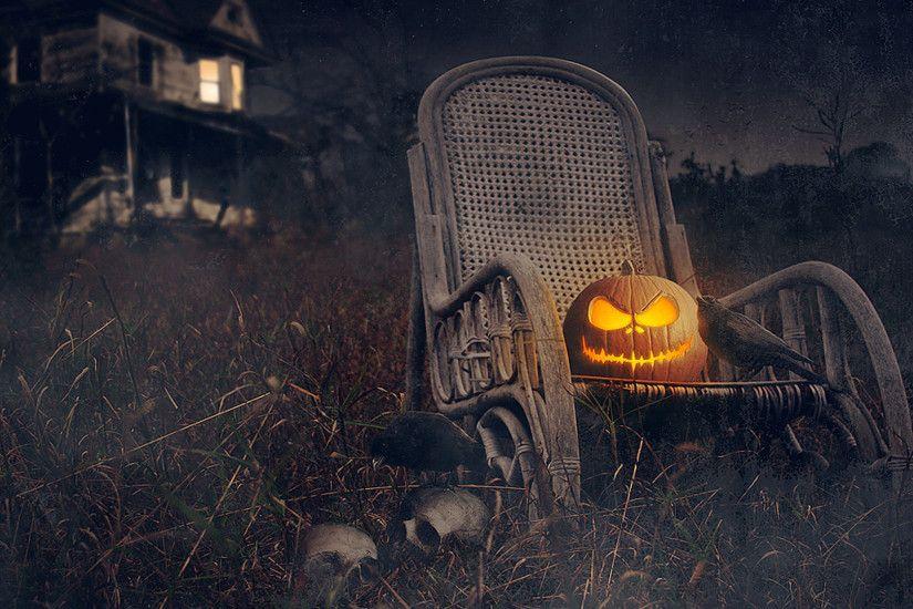 Creepy Halloween Desktop Backgrounds