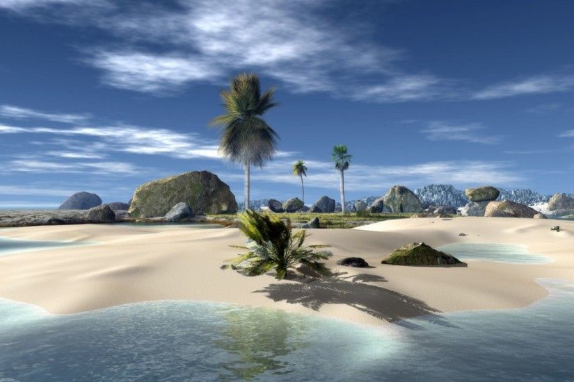3D Nature Painting | HD Nature Wallpaper Free Download ...