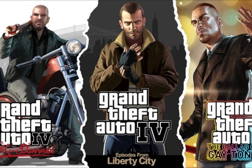 Video Game - Grand Theft Auto IV Wallpaper