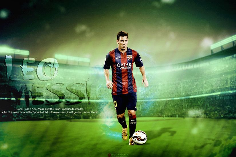 Leo Messi Wallpaper by DolsikaFcb
