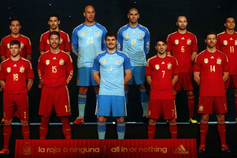 Spain National Football Team Wallpapers 6