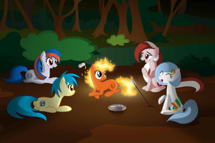 Google Chrome images Ponified Browsers Camping HD wallpaper and background  photos