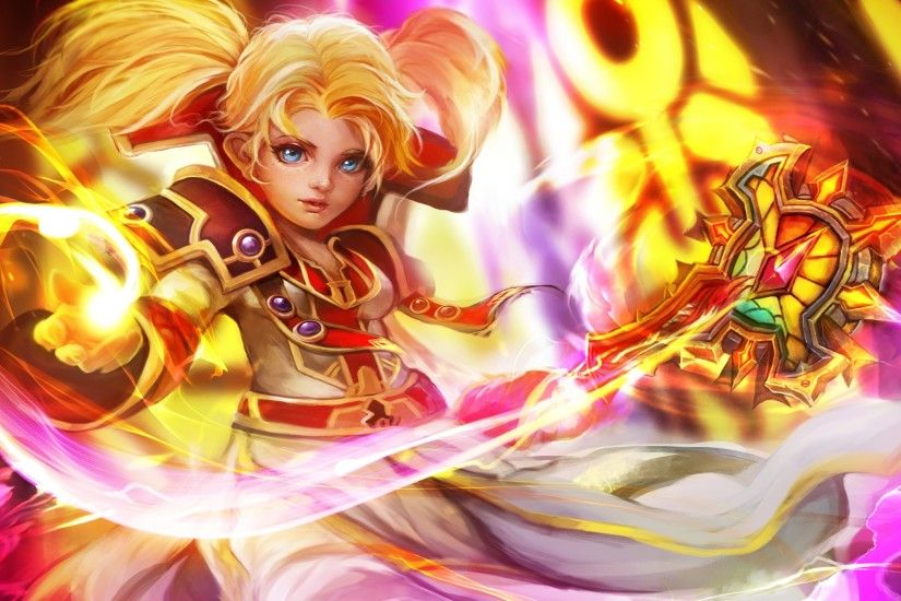Games / Gnome Priest Wallpaper. Gnome Priest, World Of Warcraft ...