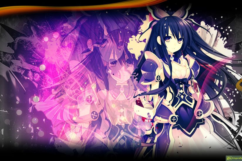 ... Tohka - @Date A live by Kingwallpaper