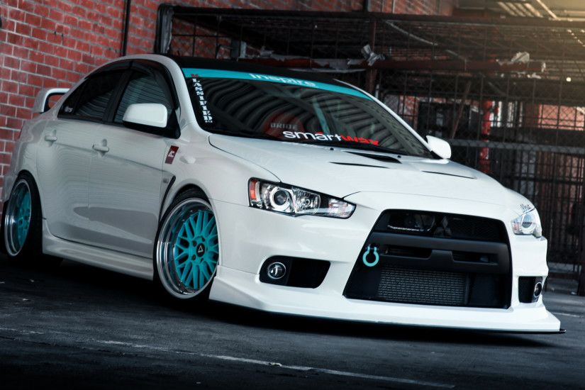 1920x1080 Wallpaper mitsubishi lancer, evo x, tune
