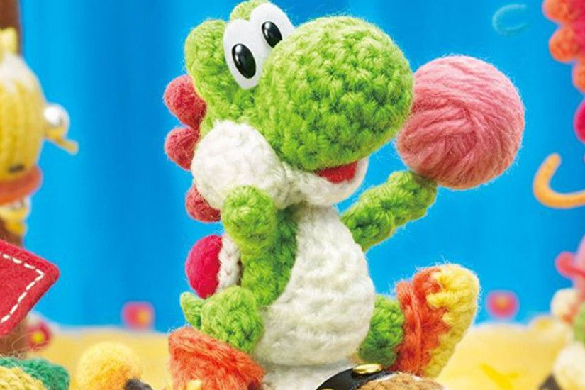 ... yoshi backgrounds wallpaper cave; yoshi s woolly world wallpapers in  ultra hd 4k ...