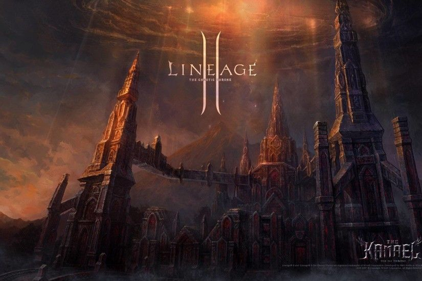 ... Lineage 2 wallpaper 3