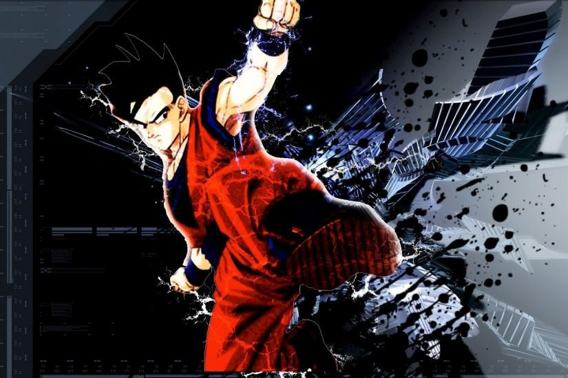 Images For > Ultimate Gohan Wallpaper