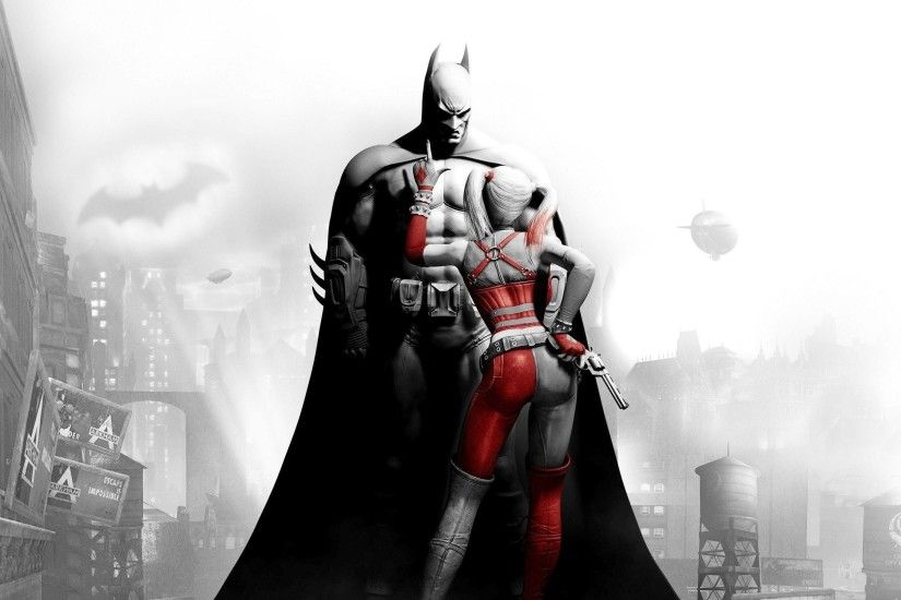 Wallpapers For > Batman Arkham City Wallpaper Hd