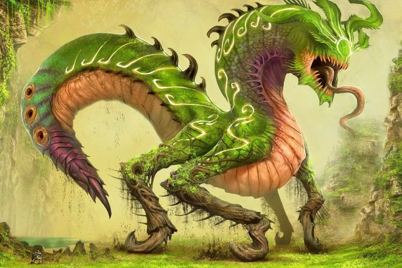 Mythical creature wallpaper | mythical creatures wallpaper background