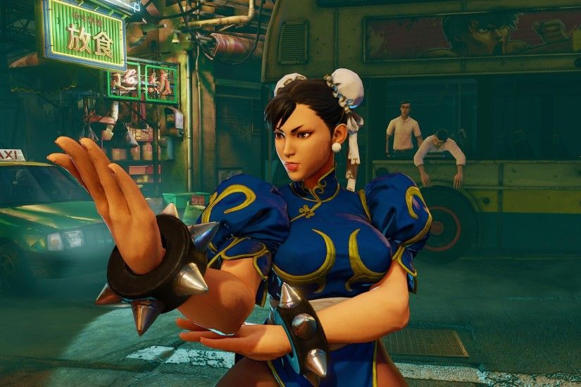 Street Fighter Wallpaper Chun Li PCMODE | Wallpapers 4k | Pinterest |  Street fighter wallpaper, Chun li and Wallpaper