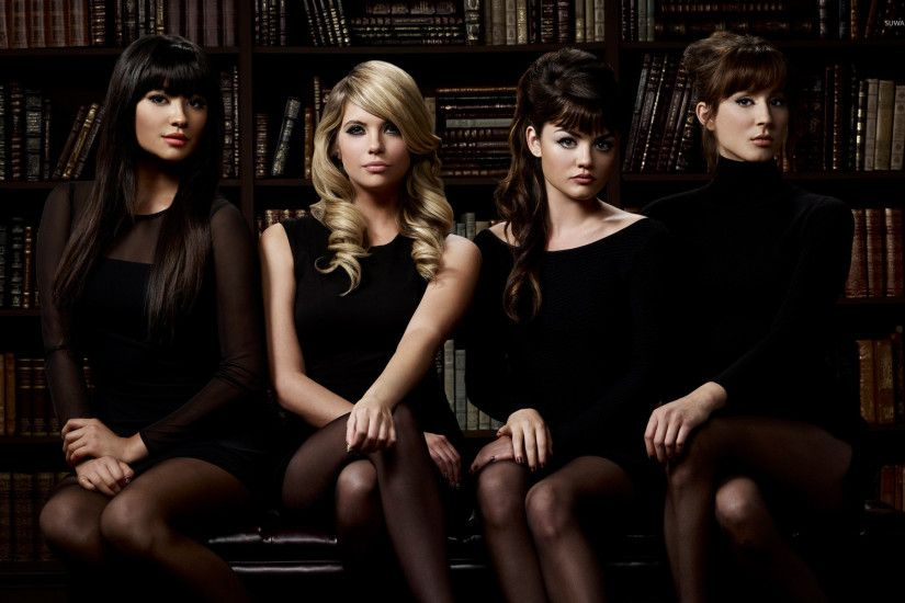 Pretty Little Liars [5] wallpaper 1920x1200 jpg