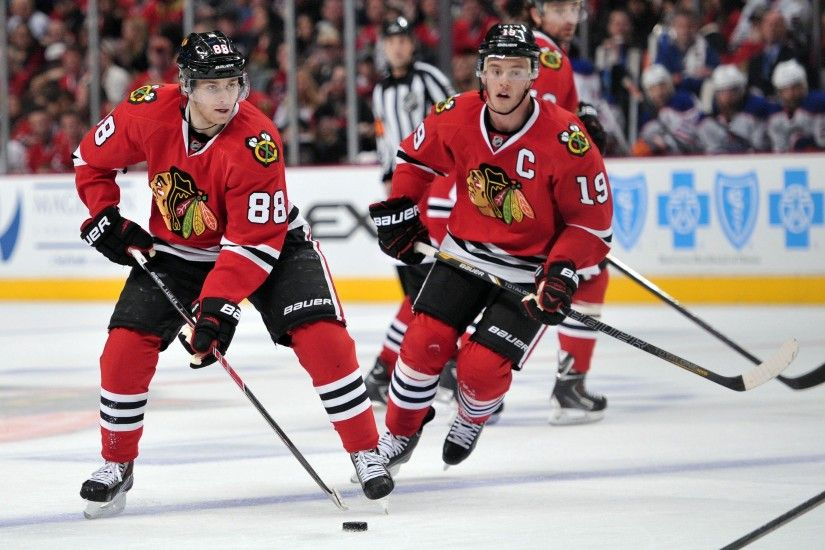 Chicago Blackhawks general manager Stan Bowman said Saturday he isn't  worried about the price tag associated with re-signing Patrick Kane and  Jonathan Toews ...