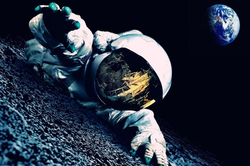 Cosmonaut HD Wallpapers