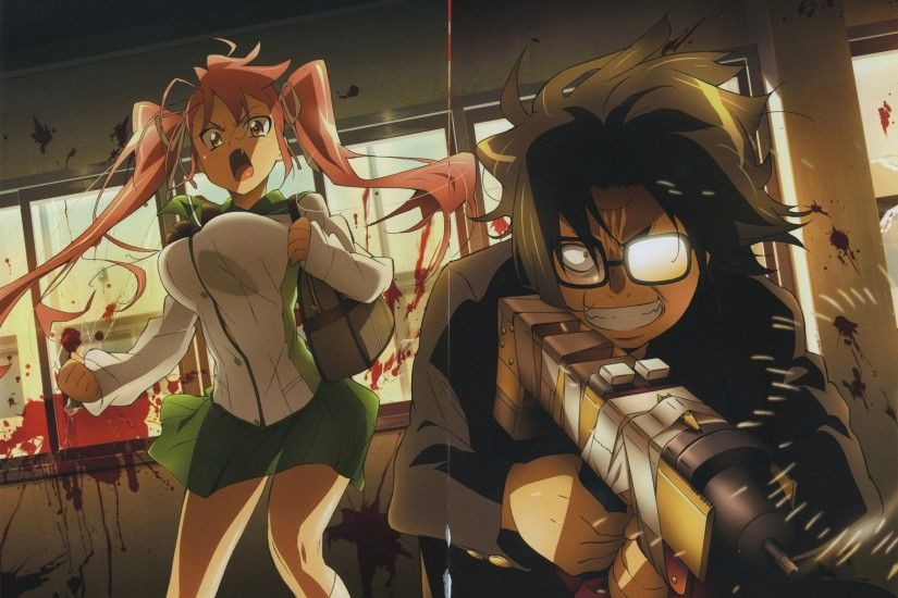 Amazing Highschool Of The Dead Pictures & Backgrounds