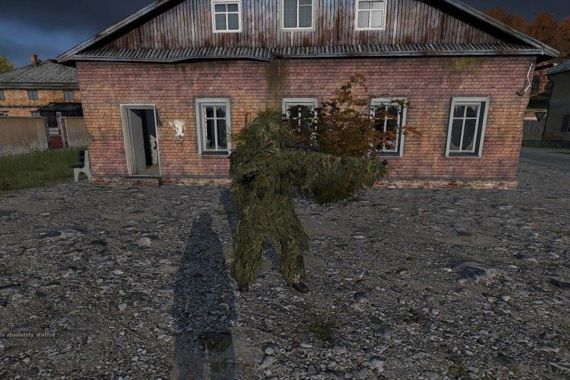 mediaMy first DayZ Full Ghillie Suit ...