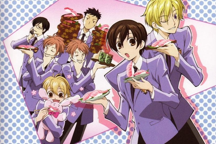 HD Wallpaper | Background ID:697490. 2757x1912 Anime Ouran High School Host  Club