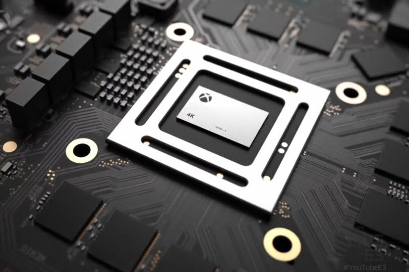 You can't just plop Microsoft's powerful new Scorpio processor into your  Xbox One.