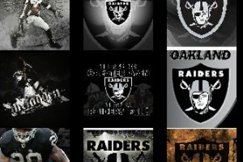 Free Raiders Wallpaper. Oakland ...