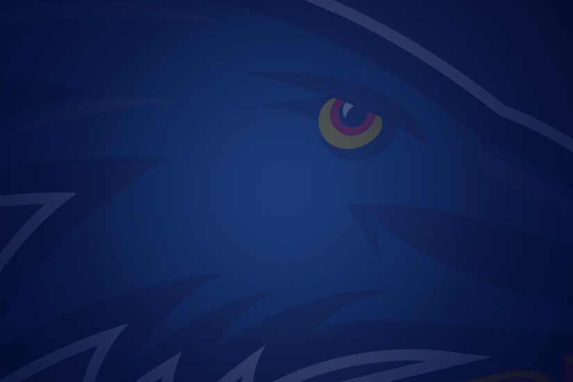 Blue Logo Wallpaper (1920x1080)