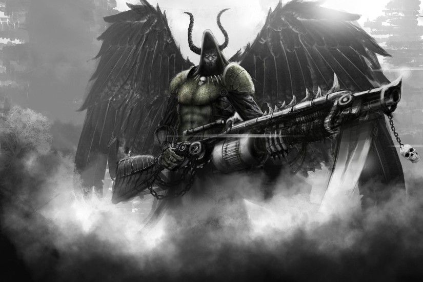 Angel of death Wallpapers | Pictures
