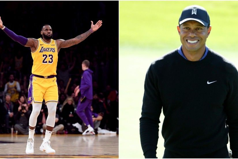 LeBron James & Tiger Woods' birthday wishlists: A fourth MVP and a 15th  major