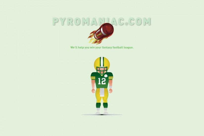 aaron rodgers wallpaper - mini. Click here ...