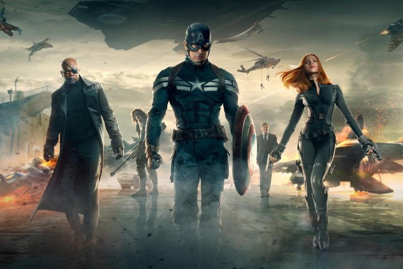 Captain America The Winter Soldier Movie Wallpapers | HD Wallpapers