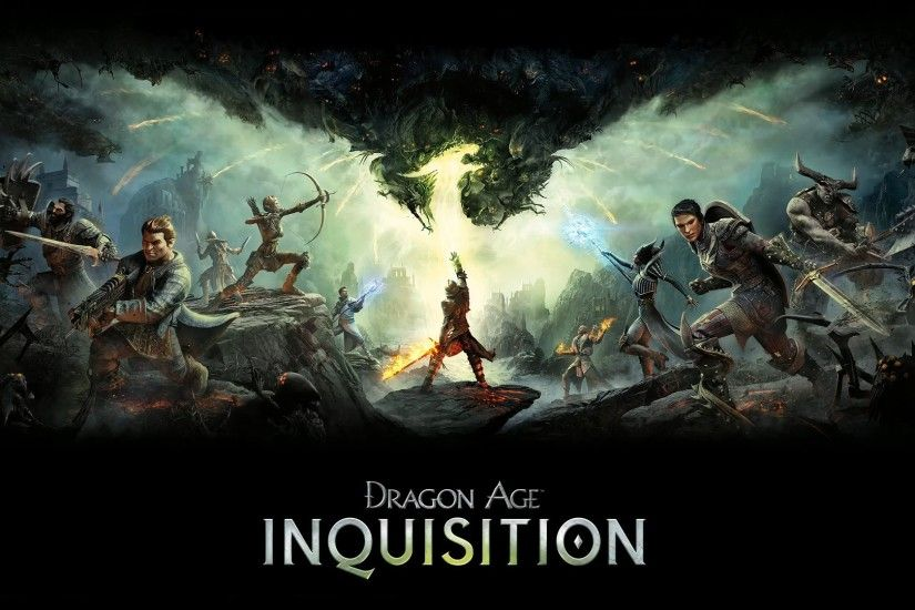 Dragon Age Inquisition - Marking a new age in the epic RPG!
