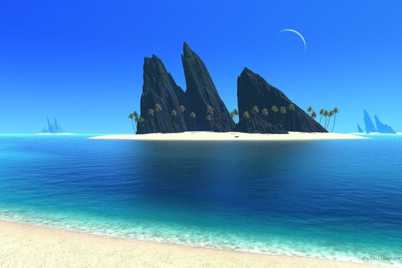 Smart Best Beach Wallpaper 1920x1200PX ~ Best Beautiful Dreamland .