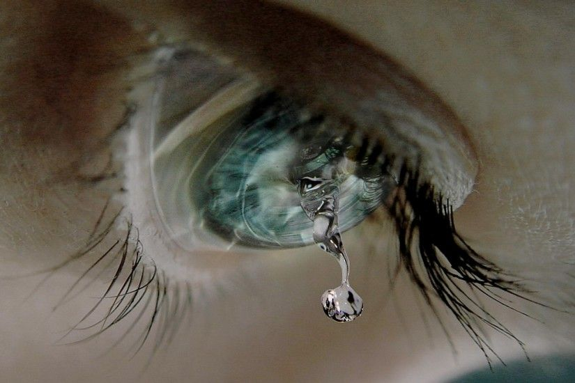 Most Beautiful Eyes with Tears Wallpapers 8 | Cry Me A River .