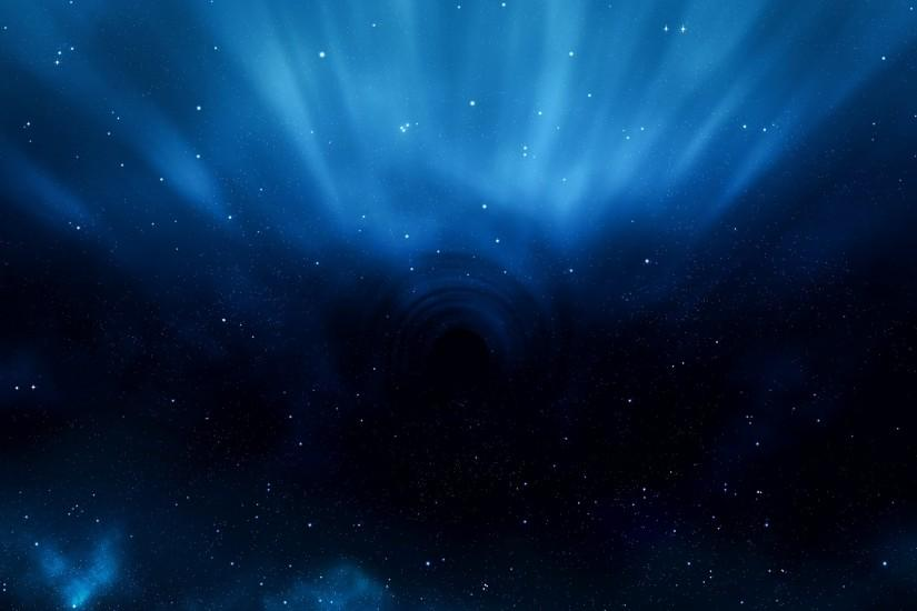 1280x800 Cosmic quasar Wallpaper