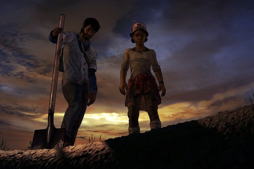 Clementine The Walking Dead: A New Frontier · HD Wallpaper | Background  ID:781537