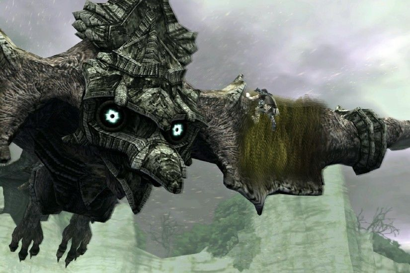 Shadow of the Colossus: Avion Boss Fight - 5th Colossus (PS3 1080p) -  YouTube