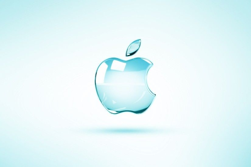 3D Apple Full HD Logo Wallpapers