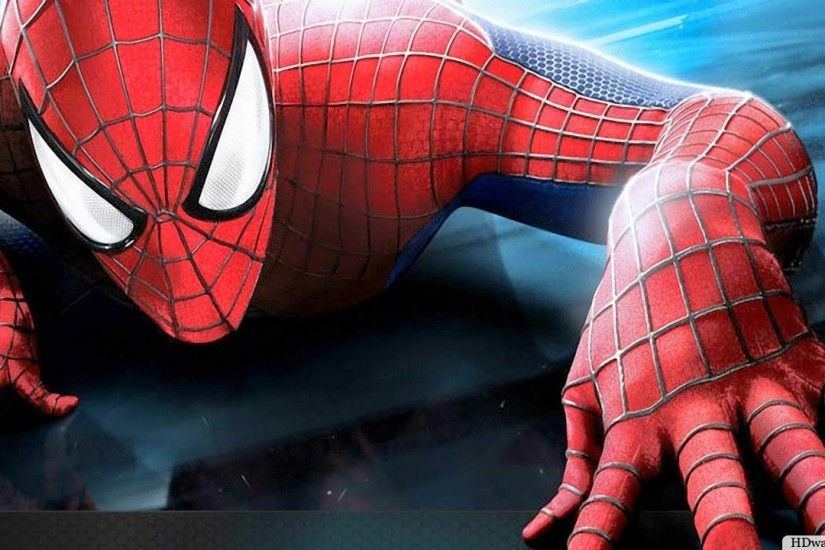 Hd wallpaper of spiderman - The Amazing Spider Man Hd Wallpaper