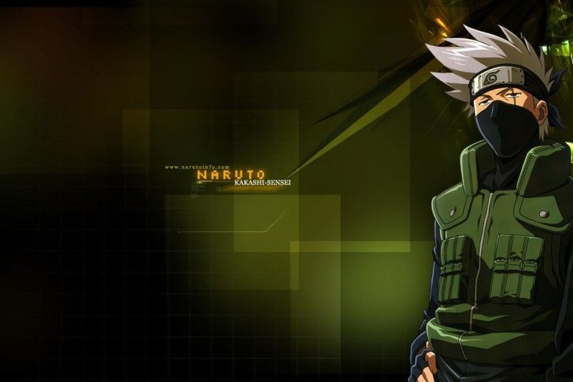 Kakashi Hatake Wallpapers Wallpaper 1920×1200