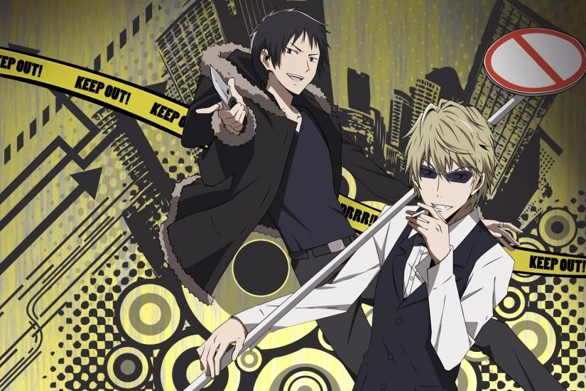 most popular durarara wallpaper 1920x1200
