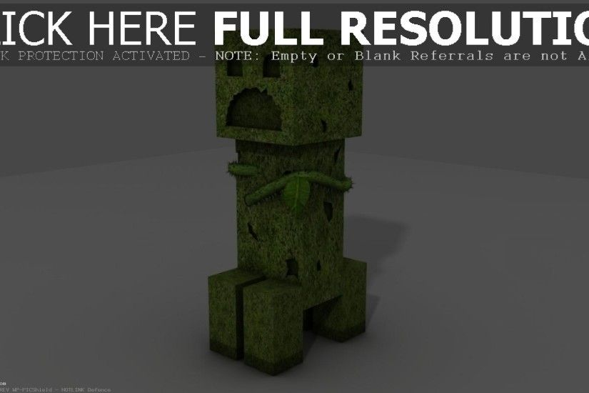 Minecraft Creeper (id: 92732)