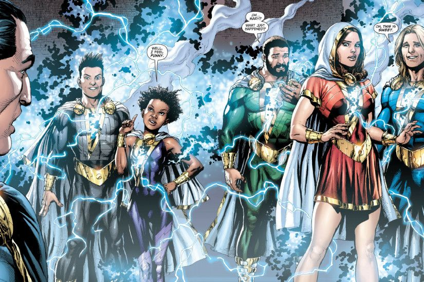 Dc Comics New 52 Wallpaper The Pre Flashpoint